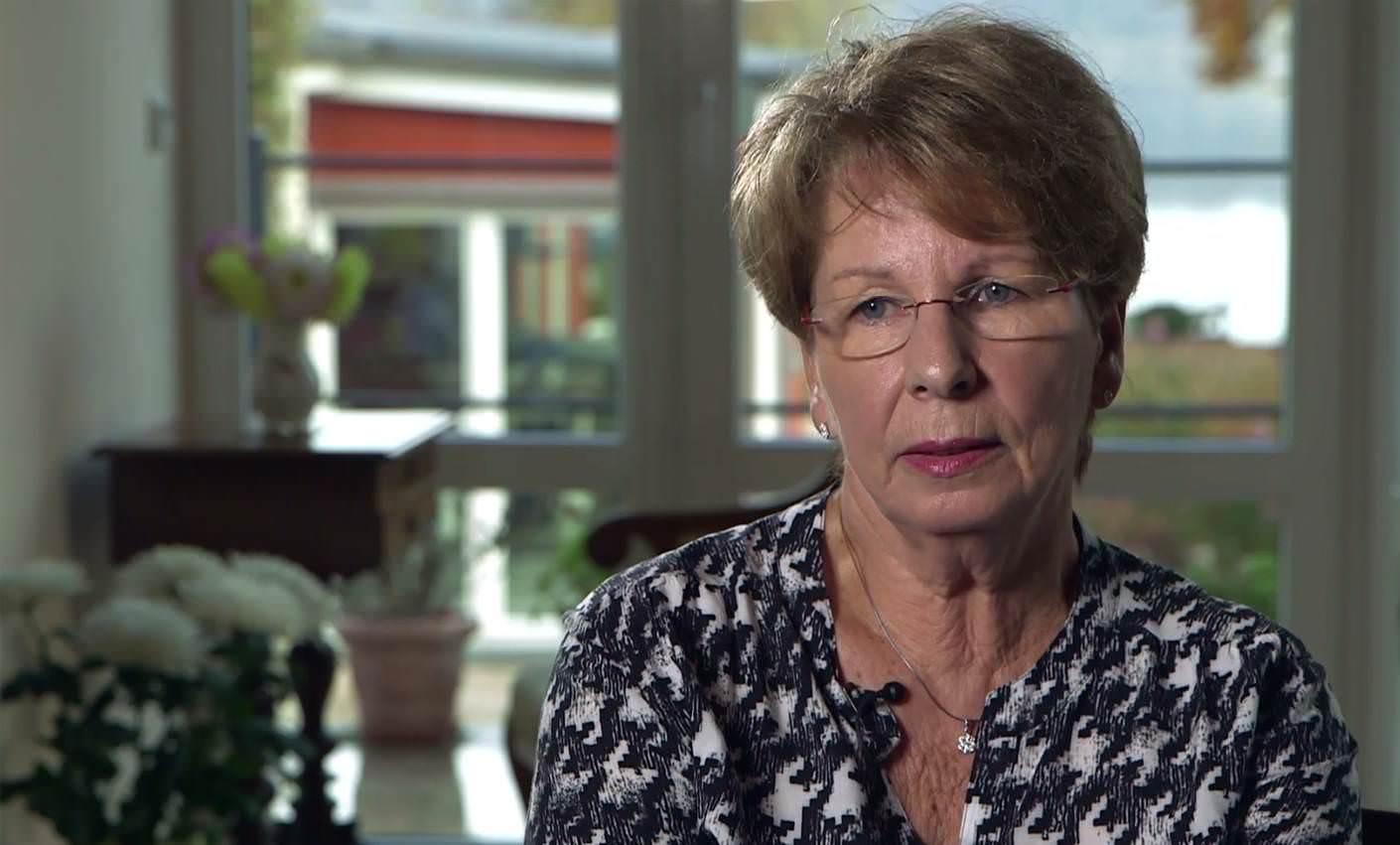 Sabine Bergmann-Pohl (2015). Quelle: Bundesstiftung Aufarbeitung