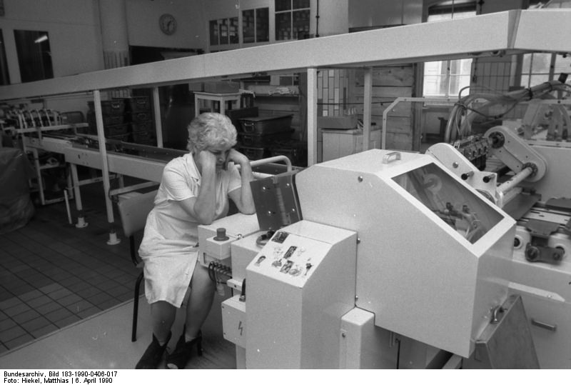Der VEB Dresdner Süßwarenfabriken