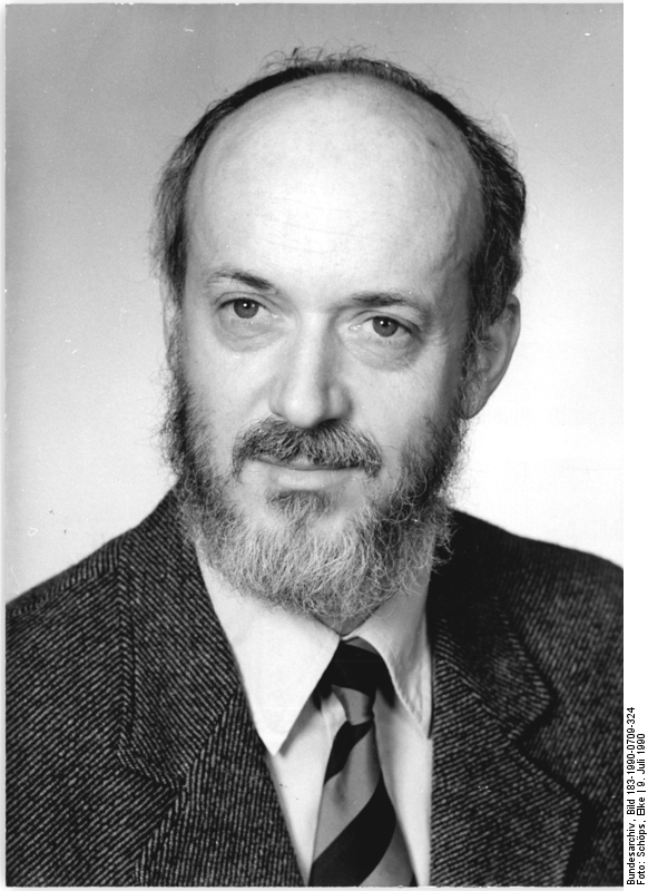 Dr. Hanns-Ulrich Meisel, Volkskammerabgeordneter 1990. Quelle: Bundesarchiv, Bild 183-1990-0709-324, Fotograf: Elke Schöps