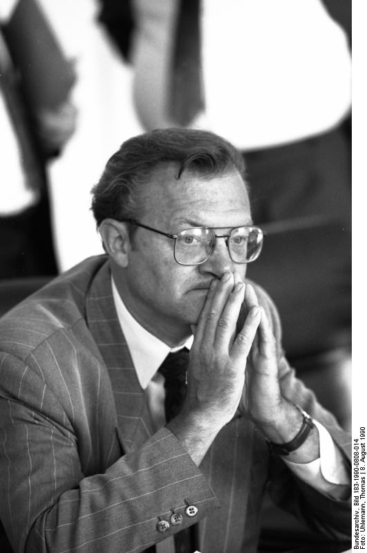 Berlin, Gerhard Pohl. Quelle: Bundesarchiv, Bild 183-1990-0808-014, Fotograf: Thomas Uhlemann