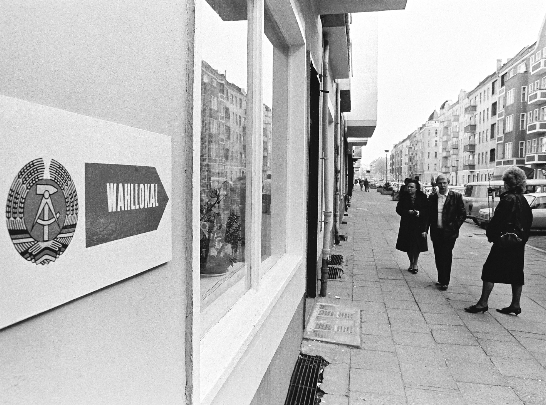 Wahl zur DDR-Volkskammer 1990