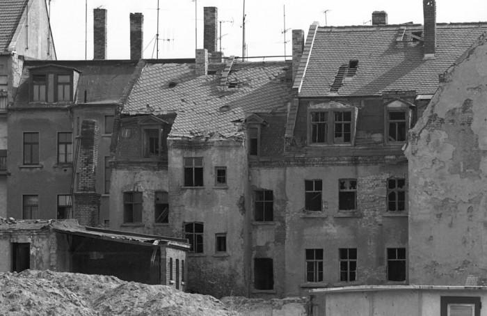 Trister Alltag im DDR-Realsozialismus