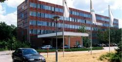 Amtssitz des Ministers für Forschung und Technologie. Quelle: Archiv IPW
