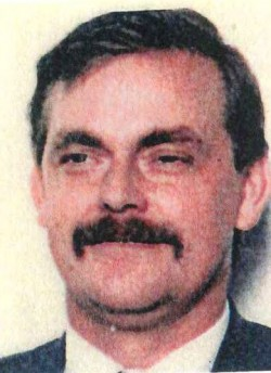 Bernd Rohde, 1990. Quelle: Privatarchiv Bernd Rohde