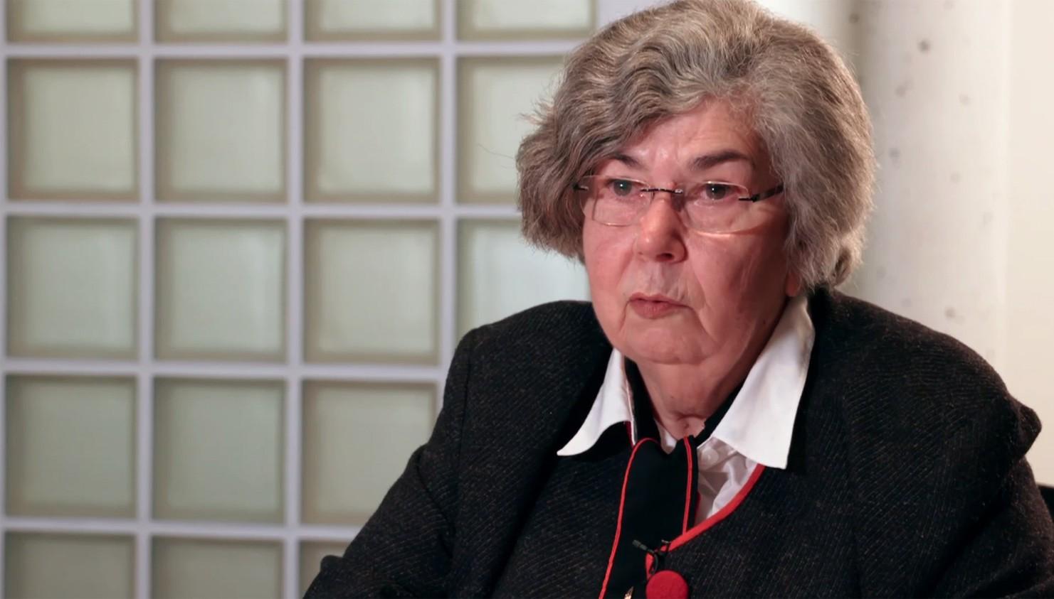 Dr. Christa Schmidt (2015). Quelle: Bundesstiftung Aufarbeitung