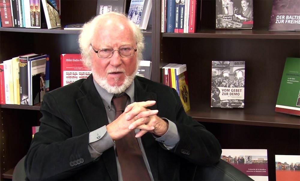 Dr. Udo Bartsch (2015). Quelle: Bundesstiftung Aufarbeitung