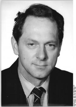 Stefan Körber im März 1990.