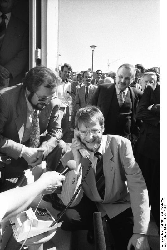 Dresden, Emil Schnell, Hermann Schaufler. Quelle: Bundesarchiv, Bild 183-1990-0504-024, Fotograf: Ulrich Häßler
