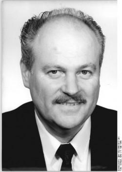 Horst Schulz im Mai 1990.