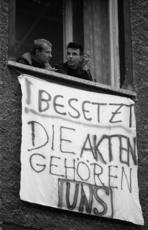 Bürgerrechtler streiken für Einsicht in Stasi-Akten