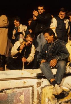 Berliner Mauer. Quelle: Bundesstiftung Aufarbeitung, Fotobestand Uwe Gerig, Bild 5131