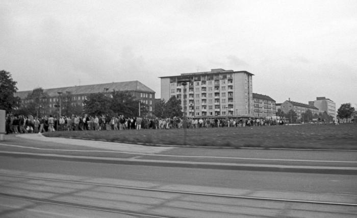Demonstrationswelle erreicht Dresden