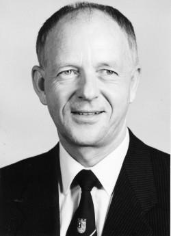 Horst Gibtner (letzter Verkehrsminister der DDR) ( -1990) Historische Sammlung der Deutschen Bahn AG / Thomas Bär