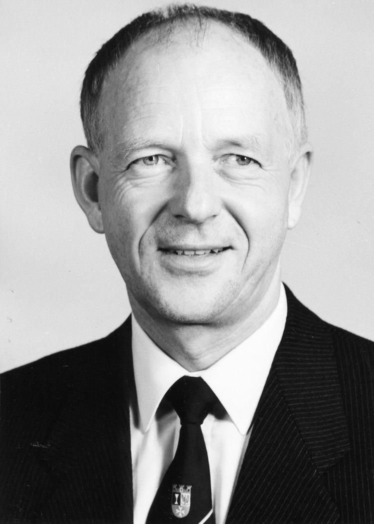 Horst Gibtner, 1990. Quelle: Historische Sammlung der Deutschen Bahn AG/Thomas Bär