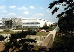Gebäude auf dem Gelände des Ministeriums für Forschung und Technologie