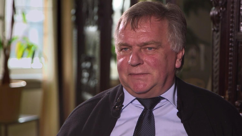 Günther Krause (2015). Quelle: Bundesstiftung Aufarbeitung