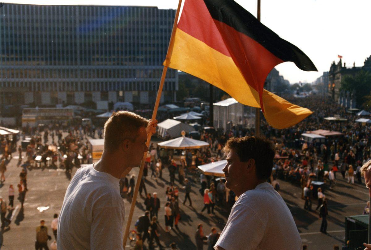Berlin, Schloßplatz. Quelle: Bernd Schmidt, CC-BY-NC-NN, www.wir-waren-so-frei.de