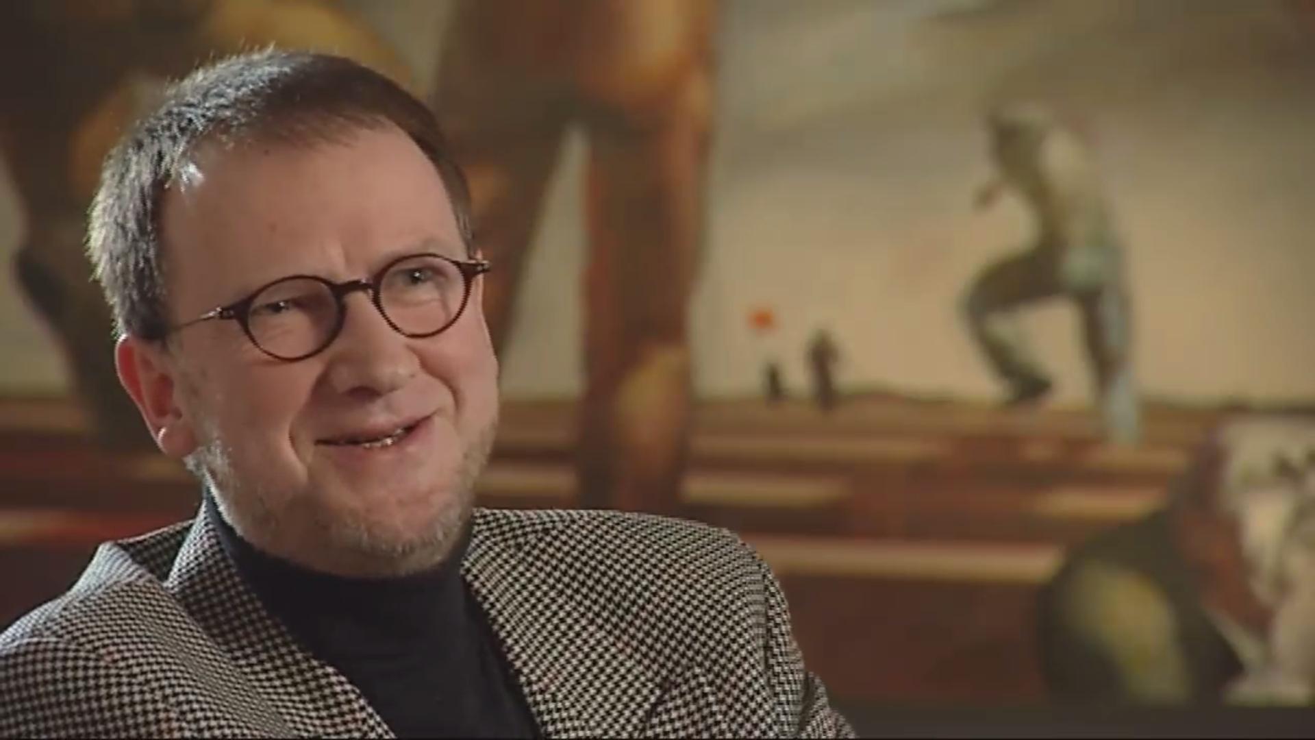 Emil Schnell. Quelle: Heimatfilm GbR, 2009