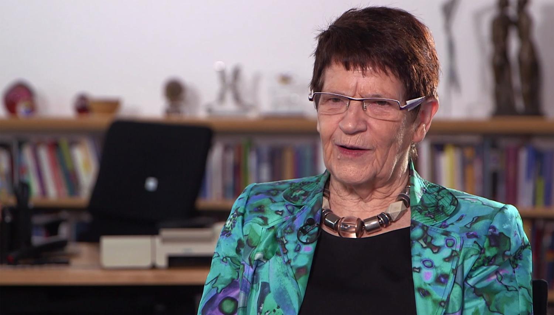 Rita Süssmuth (2016). Quelle: Bundesstiftung Aufarbeitung