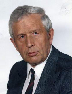 Oswald Wutzke 1990. Quelle: Privatarchiv Wutzke